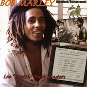 LP - Bob Marley - Lee Scratch Perry Masters - Colored Vinyl