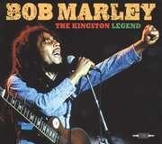 CD-Box - Bob Marley - The Kingston Legend - 5CD