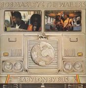 Double LP - Bob Marley & The Wailers - Babylon By Bus - Original UK