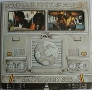Double LP - Bob Marley & The Wailers - Babylon By Bus - Gimmick Cover