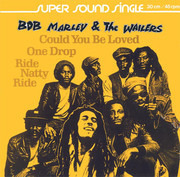 12inch Vinyl Single - Bob Marley & The Wailers - Could You Be Loved