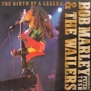LP - Bob Marley & The Wailers Featuring Peter Tosh - The Birth Of A Legend