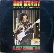 LP - Bob Marley & The Wailers - Rasta Revolution