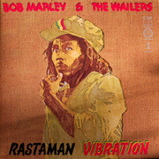 LP - Bob Marley & The Wailers - Rastaman Vibration