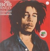 LP - Bob Marley & The Wailers - Rebel Music - Gatefold