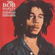 LP - Bob Marley & The Wailers - Rebel Music