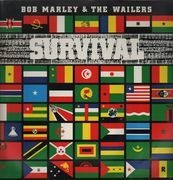 LP - Bob Marley & The Wailers - Survival