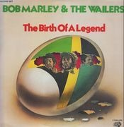 Double LP - Bob Marley & The Wailers - The Birth Of A Legend