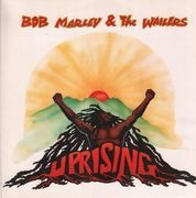 LP - Bob Marley & The Wailers - Uprising - Textured Sleeve