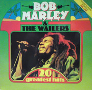 LP - Bob Marley & The Wailers - 20 Greatest Hits