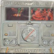 Double LP - Bob Marley & The Wailers - Babylon By Bus - COLOUR POSTER