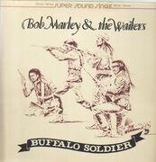 12inch Vinyl Single - Bob Marley &The Wailers - Buffalo Soldier