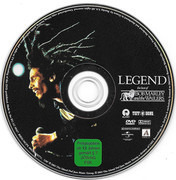 DVD - Bob Marley & The Wailers - Legend - The Best Of Bob Marley & The Wailers - Dolby Digital 2.0 / 5.1