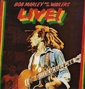 LP - Bob Marley & The Wailers - Live! - still sealed