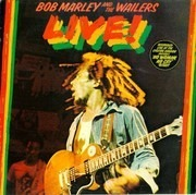 LP - Bob Marley & The Wailers - Live!