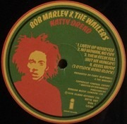 LP - Bob Marley & The Wailers - Natty Dread
