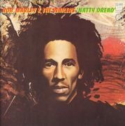 LP - Bob Marley & The Wailers - Natty Dread