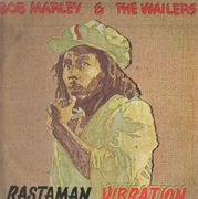 LP - Bob Marley & The Wailers - Rastaman Vibration - JA Pressing