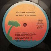 LP - Bob Marley & The Wailers - Rastaman Vibration - Gatefold