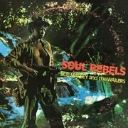 LP - Bob Marley & The Wailers - Soul Rebels