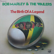 Double LP - Bob Marley & The Wailers - The Birth Of A Legend - blue labels