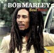 LP - Bob Marley - Soul Rebel