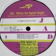 12inch Vinyl Single - Bob Marley - The Complete Wailers 1967-1972 Part 1