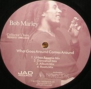 12inch Vinyl Single - Bob Marley - What Goes Around Comes Around