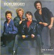 LP - Bob Seger & The Silver Bullet Band - Like A Rock