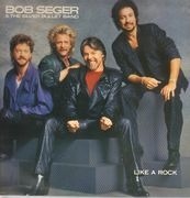 LP - Bob Seger And The Silver Bullet Band - Like A Rock - France