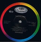 LP - Bob Seger - Beautiful Loser
