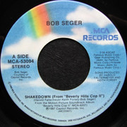 7inch Vinyl Single - Bob Seger - Shakedown