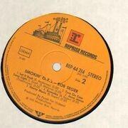 LP - Bob Seger - Smokin' O.P.'S