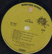 LP - Bob Weir - Ace - US Original