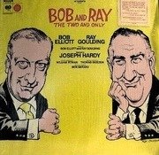 LP - Bob And Ray - The Two And Only