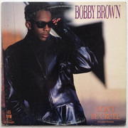 12inch Vinyl Single - Bobby Brown - Don't Be Cruel (Extended Version)