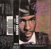 MC - Bobby Brown - Dance!...Ya Know It! - Still Sealed