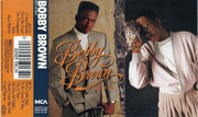 MC - Bobby Brown - Don't Be Cruel - Still Sealed
