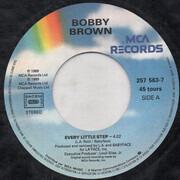 7inch Vinyl Single - Bobby Brown - Every Little Step