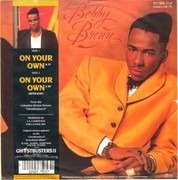 7inch Vinyl Single - Bobby Brown - On Our Own