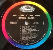 LP - Bobby Darin - Oh! Look At Me Now