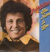 LP - Bobby Vinton - The Name is Love