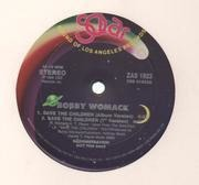 12'' - Bobby Womack - Save The Children
