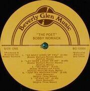 LP - Bobby Womack - The Poet
