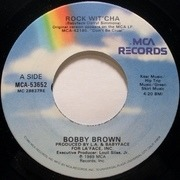 7'' - Bobby Brown - Rock Wit' Cha