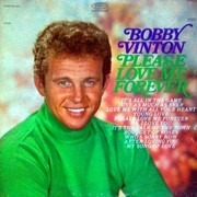 LP - Bobby Vinton - Please Love Me Forever
