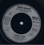 7'' - Bobby Womack - Living In A Box