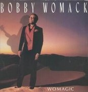 LP - Bobby Womack - Womagic