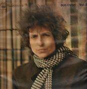 LP - Bob Dylan - Blonde On Blonde Vol. 2 - boxed CBS