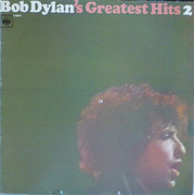 LP - Bob Dylan - Greatest Hits 2 - 1st press NL